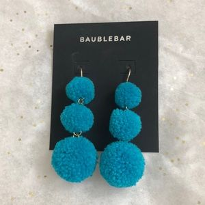 Baublebar Pom earrings